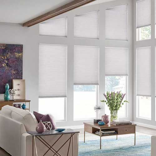 Insulating Cellular Blinds