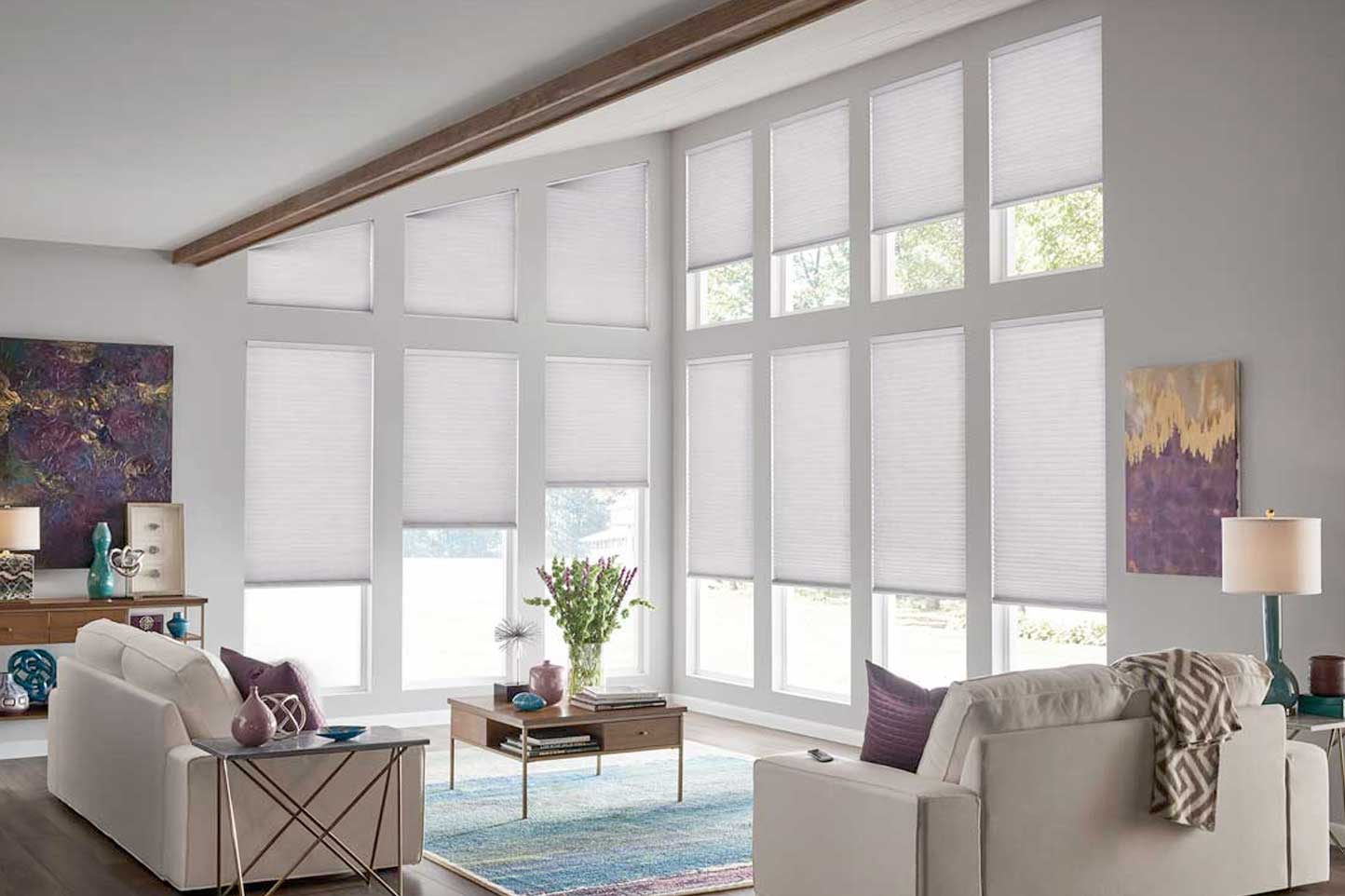 Cellular Blinds Window Treatments