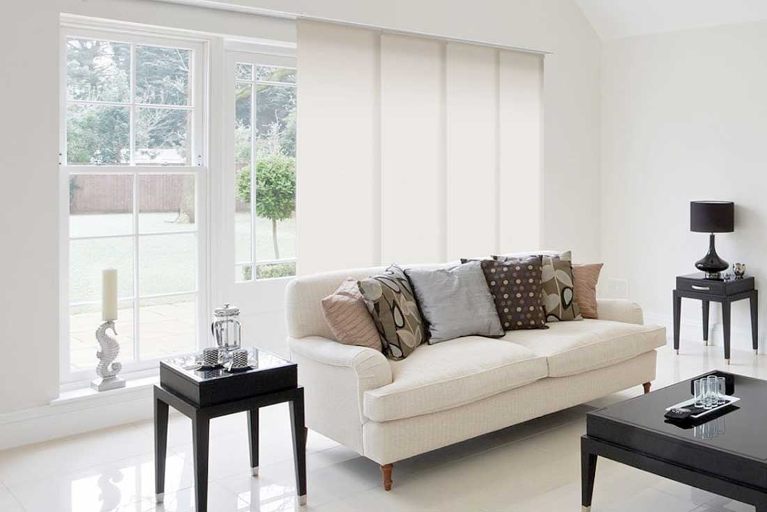 Window Panel Track Shades